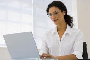 Comment faire pour trouver une adresse MAC sur un ordinateur portable HP