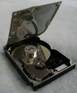 Comment supprimer un sécurisé du disque dur
