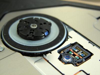 Comment réparer un lecteur de DVD pour un ordinateur Windows XP