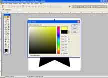 Comment faire une étoile dans Photoshop Elements