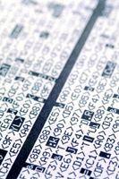 Lister les types de données utilisées dans Déclaration de variables
